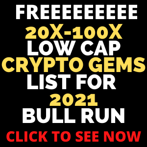 low cap crypto gem list 2021 images